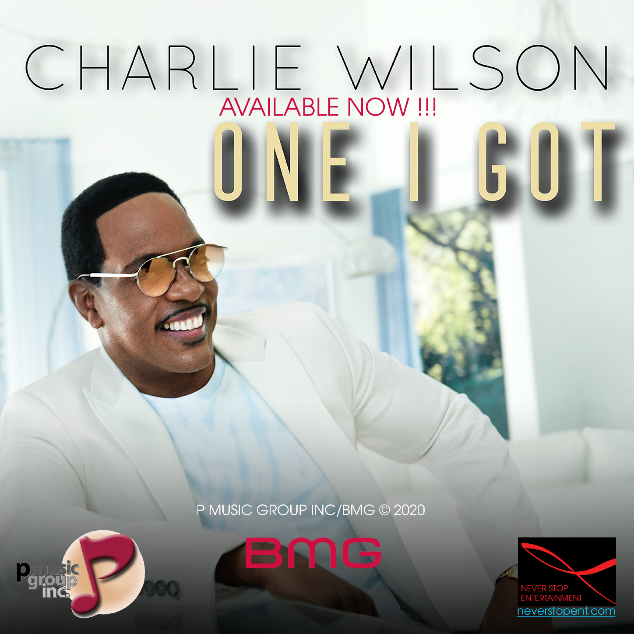 gallery/charlie wilson one i got an
